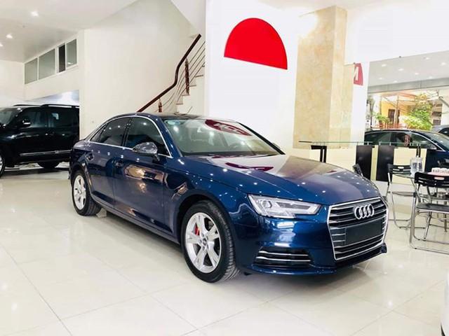 Audi A4 giữ giá hơn so với Mercedes-Benz C-Class hay BMW 3- Series - Ảnh 1.