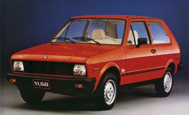 Yugo - Dòng xe nổi tiếng vì... chất lượng bê bát nhất thế giới - Ảnh 1.