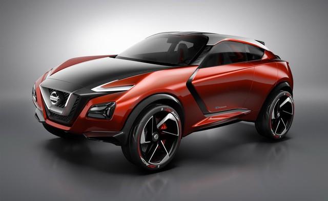Nissan Juke thế hệ thứ 2 ra mắt ngay đầu năm sau với thiết kế còn dị hơn nữa - Ảnh 1.