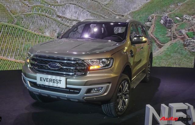 Chi tiết Ford Everest 2018 giá gần 1,4 tỷ đồng vừa ra mắt tại Việt Nam - Ảnh 9.