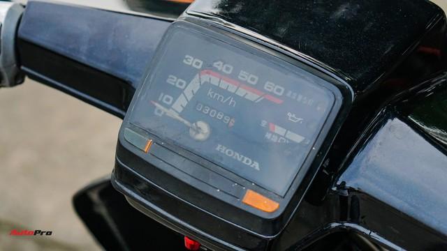 Thợ Việt hồi sinh Honda SH đời đầu 1984 từ đống phế liệu thành hàng hiếm trên phố - Ảnh 7.