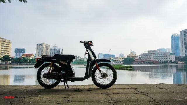 Thợ Việt hồi sinh Honda SH đời đầu 1984 từ đống phế liệu thành hàng hiếm trên phố - Ảnh 18.