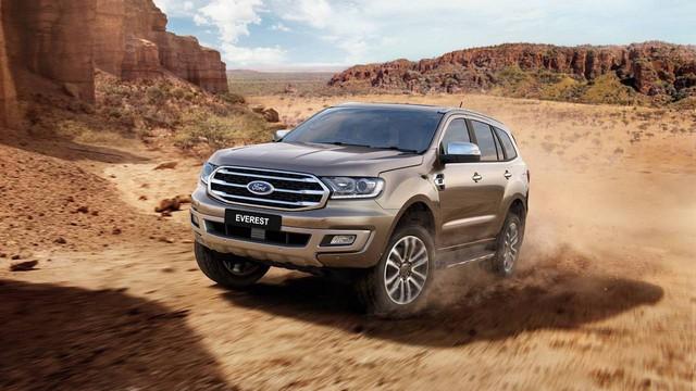 Chi tiết Ford Everest 2018 giá gần 1,4 tỷ đồng vừa ra mắt tại Việt Nam - Ảnh 7.