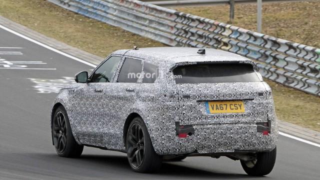 Range Rover Evoque 2019 cận kề ngày ra mắt: Thiết kế gần giống Velar thu nhỏ - Ảnh 4.