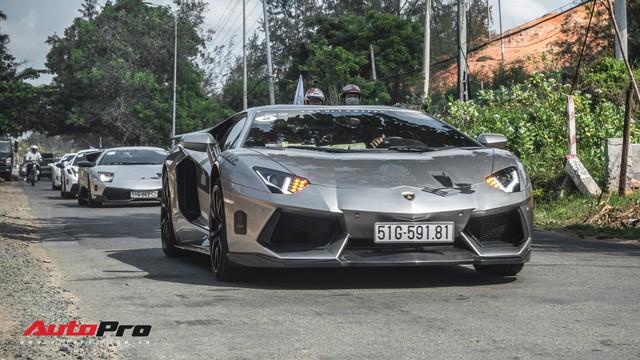 Đại gia cà phê Trung Nguyên bán lại Lamborghini Aventador độ DMC sau hành trình xuyên Việt? - Ảnh 2.