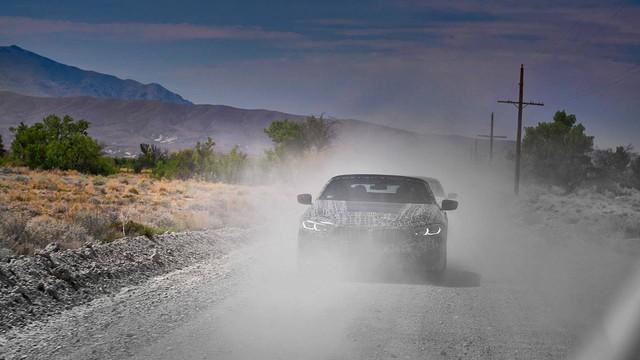 BMW 8-Series mui trần bị thử nghiệm khắc nghiệt ở thung lũng tử thần như thế nào? - Ảnh 3.