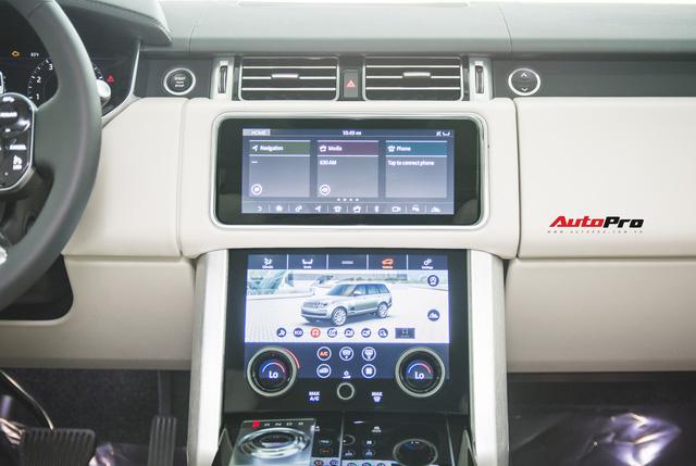 Chi tiết Range Rover HSE phiên bản 2018 vừa cập bến Hà Nội - Ảnh 10.