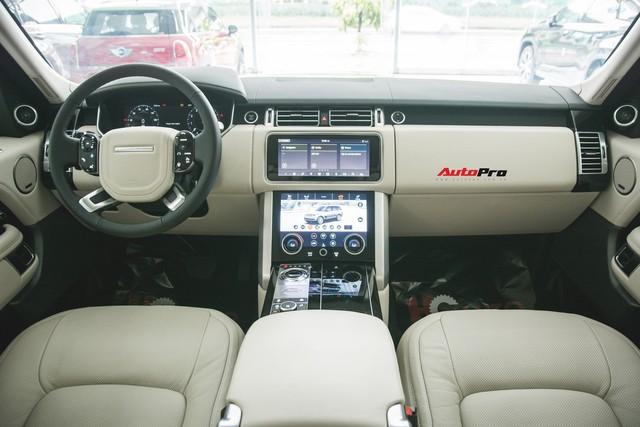 Chi tiết Range Rover HSE phiên bản 2018 vừa cập bến Hà Nội - Ảnh 9.