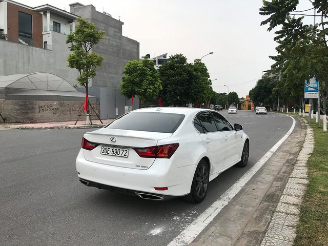 Chạy Lexus GS 350 F-Sport 5 năm, lỗ nguyên một chiếc Toyota Camry - Ảnh 3.