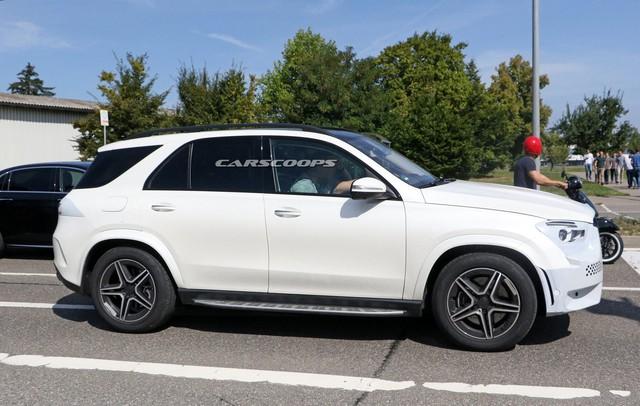 Ảnh hoàn thiện của Mercedes-Benz GLE 2019 ngay trước ngày ra mắt chính thức - Ảnh 4.