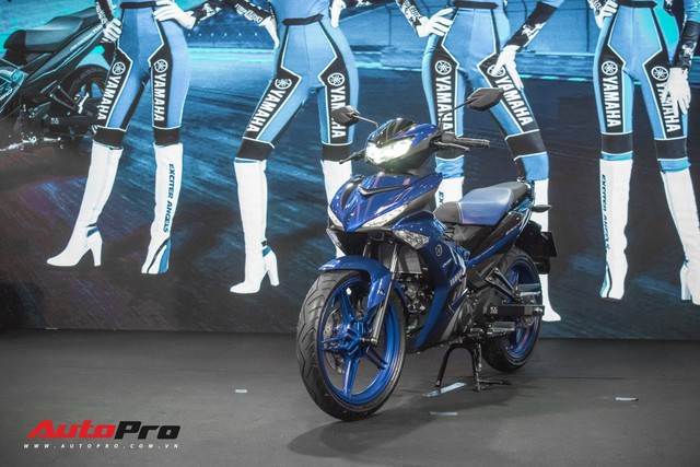 Chi tiết Yamaha Exciter 150 vừa ra mắt với nhiều nâng cấp - Ảnh 1.