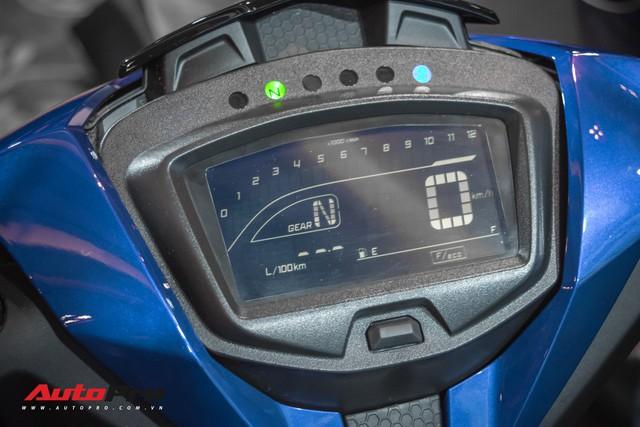 Chi tiết Yamaha Exciter 150 vừa ra mắt với nhiều nâng cấp - Ảnh 4.