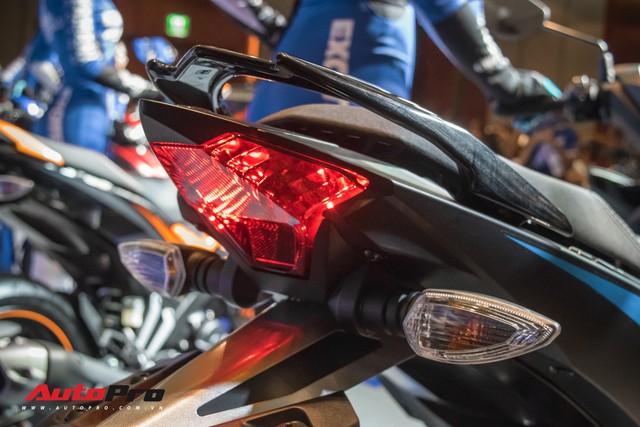 Chi tiết Yamaha Exciter 150 vừa ra mắt với nhiều nâng cấp - Ảnh 9.