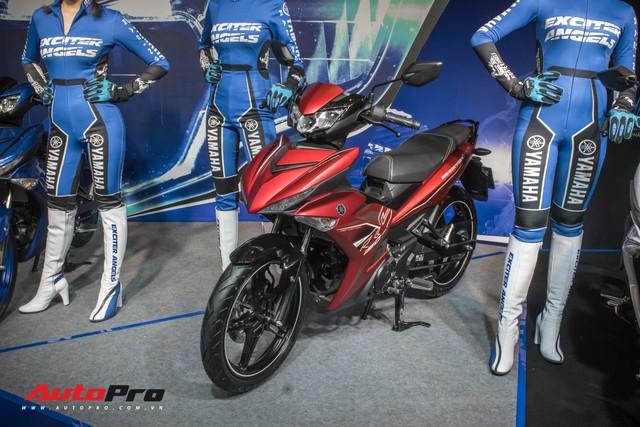 Chi tiết Yamaha Exciter 150 vừa ra mắt với nhiều nâng cấp - Ảnh 10.