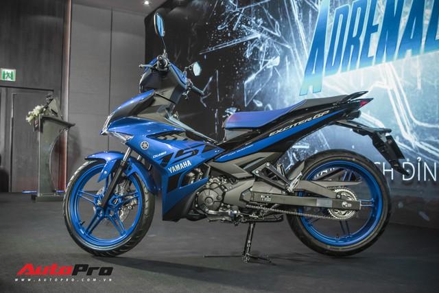 Chi tiết Yamaha Exciter 150 vừa ra mắt với nhiều nâng cấp - Ảnh 7.