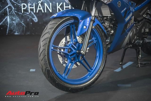 Chi tiết Yamaha Exciter 150 vừa ra mắt với nhiều nâng cấp - Ảnh 3.