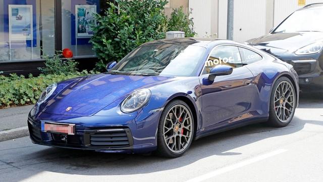 Những thông tin chi tiết nhất về Porsche 911 trước khi ra mắt - Ảnh 1.