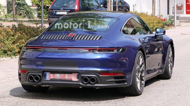 Những thông tin chi tiết nhất về Porsche 911 trước khi ra mắt - Ảnh 2.