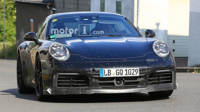 Những thông tin chi tiết nhất về Porsche 911 trước khi ra mắt - Ảnh 6.