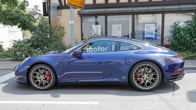 Những thông tin chi tiết nhất về Porsche 911 trước khi ra mắt