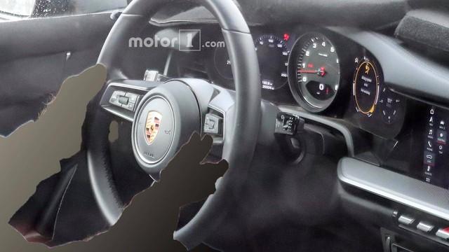 Những thông tin chi tiết nhất về Porsche 911 trước khi ra mắt - Ảnh 4.