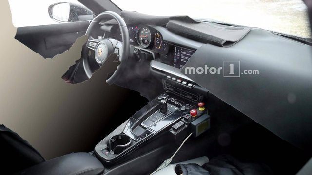 Những thông tin chi tiết nhất về Porsche 911 trước khi ra mắt - Ảnh 5.