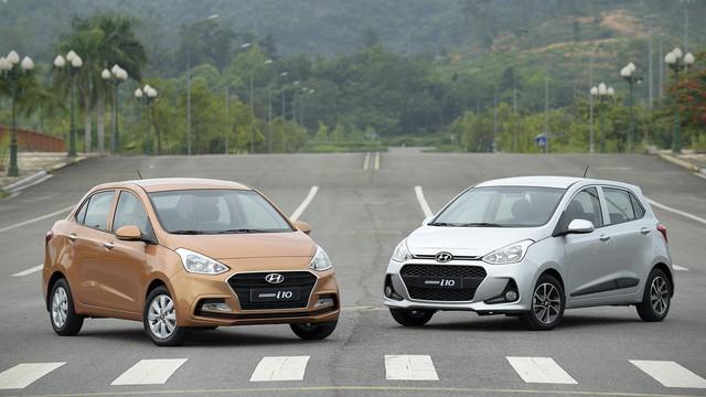 Hyundai Grand i10 có thể mất danh hiệu bán chạy nhất Việt Nam - Ảnh 1.