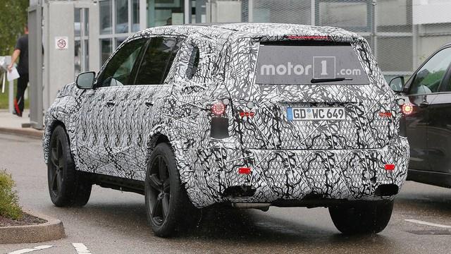Nội thất của Mercedes-Benz GLS sắp ra mắt với màn hình siêu lớn là đây - Ảnh 4.