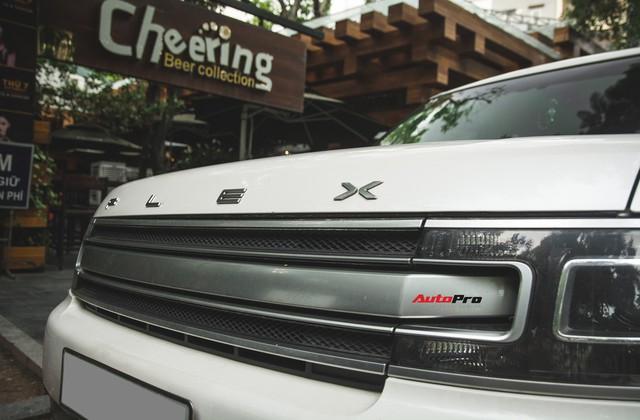 Ford Flex - Xe gia đình cỡ lớn giá trên 2 tỷ đồng cho đại gia Việt thích hàng độc - Ảnh 8.