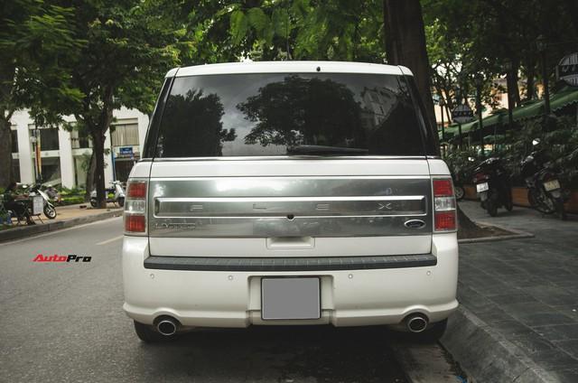 Ford Flex - Xe gia đình cỡ lớn giá trên 2 tỷ đồng cho đại gia Việt thích hàng độc - Ảnh 5.