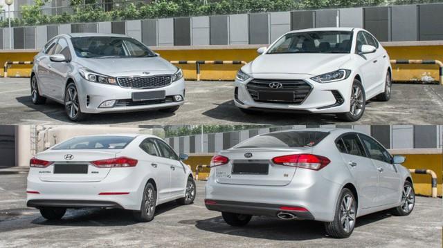 Xe Hàn - Thế lực mới trên thị trường ô tô Việt
