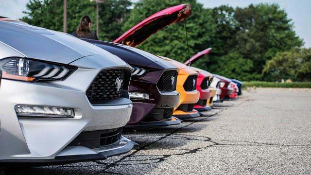 Chiếc Ford Mustang thứ 10 triệu được mòn mỏi trông chờ đã xuất hiện - Ảnh 5.