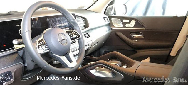 Lộ hình ảnh mới nhất, rõ ràng nhất của nội thất Mercedes-Benz GLE 2019 sắp ra mắt - Ảnh 2.