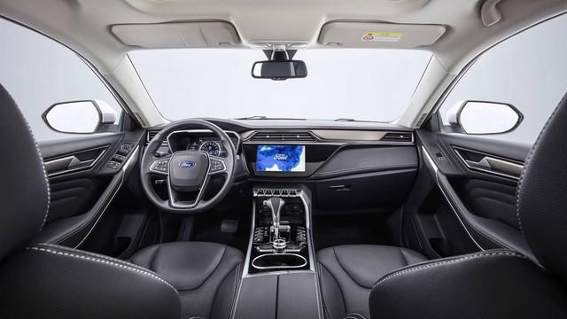 Ford Territory dùng chung khung gầm với xe nhái Range Rover của Trung Quốc - Ảnh 3.