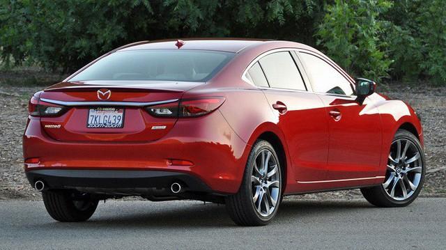 Đến lượt Mazda thừa nhận gian lận khí thải