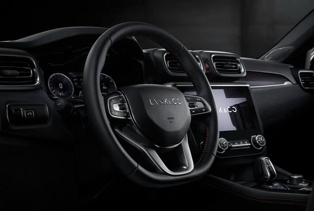 Lynk & Co 03 - Xe Trung Quốc chất Volvo chính thức trình làng - Ảnh 4.