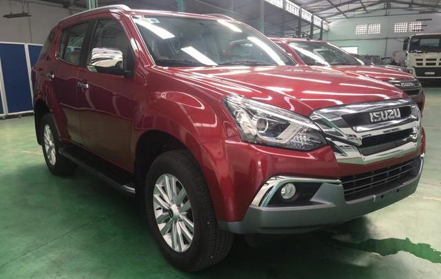 Loạt xe bán yếu nhất tại Việt Nam ở từng phân khúc đầu năm 2019: Xe Nhật áp đảo - Ảnh 7.