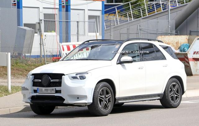 Mercedes-Benz tung trailer chính thức đầu tiên cho GLE 2019 - Ảnh 2.