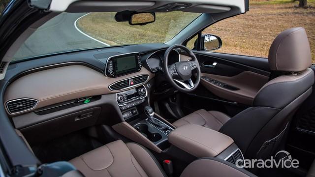 Hyundai Santa Fe mui trần bất ngờ ra mắt - Ảnh 5.