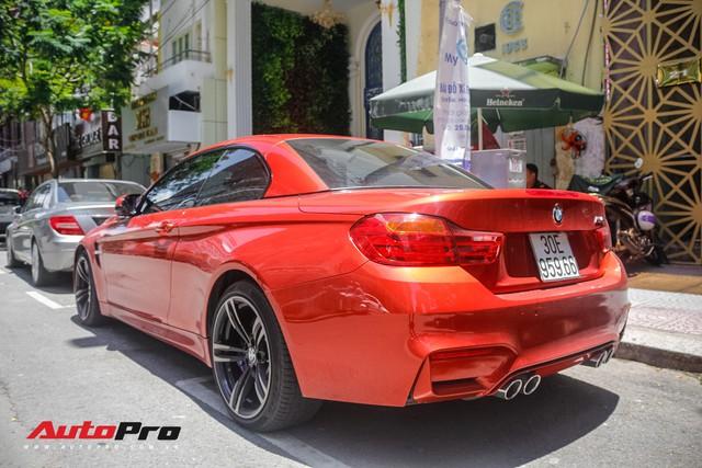 Hàng hiếm BMW M4 mui trần giá 4,2 tỷ đồng tại Sài Gòn - Ảnh 2.