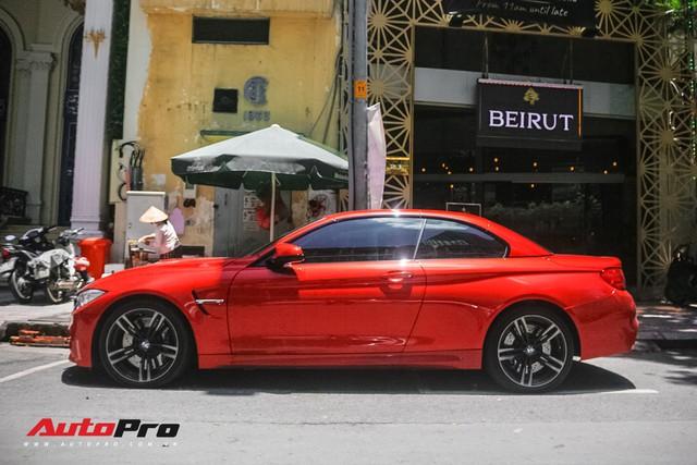 Hàng hiếm BMW M4 mui trần giá 4,2 tỷ đồng tại Sài Gòn - Ảnh 6.