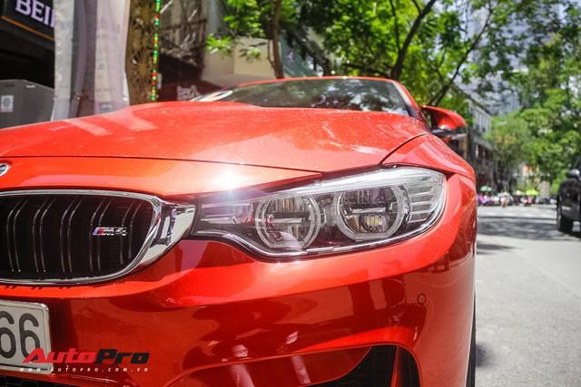 Hàng hiếm BMW M4 mui trần giá 4,2 tỷ đồng tại Sài Gòn - Ảnh 4.