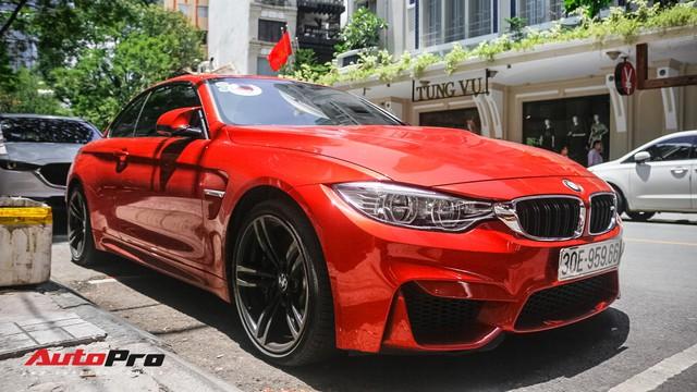 Hàng hiếm BMW M4 mui trần giá 4,2 tỷ đồng tại Sài Gòn - Ảnh 3.