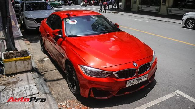 Hàng hiếm BMW M4 mui trần giá 4,2 tỷ đồng tại Sài Gòn - Ảnh 16.