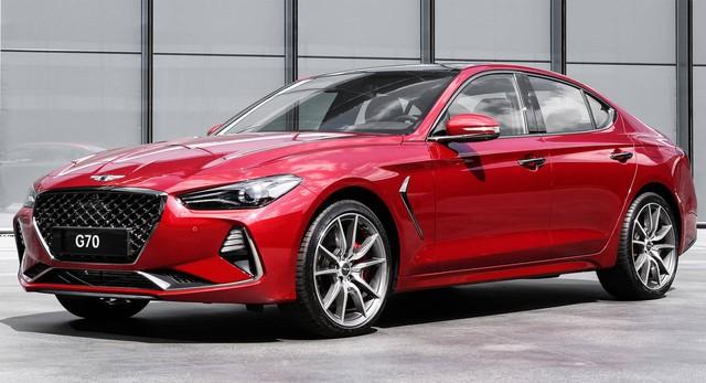 Hyundai Kona lọt top Xe của năm 2019 - Ảnh 1.