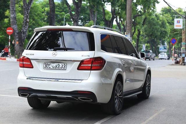 Chủ xe Mercedes-Benz GLS 500 4MATIC lỗ 2 tỷ đồng sau gần 2 năm sử dụng - Ảnh 2.