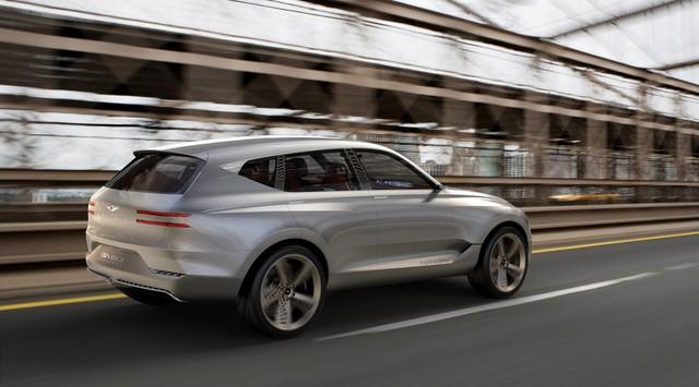 Genesis chốt thời điểm ra mắt chủ lực crossover đầu tiên cạnh tranh Mercedes-Benz GLC - Ảnh 3.