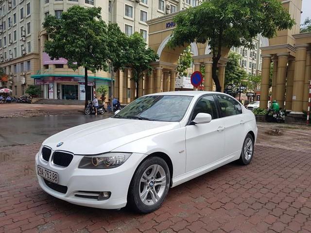 Rao bán dưới 500 triệu, BMW 320i cũ rẻ như Hyundai i10 sedan mua mới - Ảnh 1.