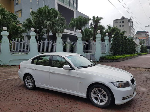 Rao bán dưới 500 triệu, BMW 320i cũ rẻ như Hyundai i10 sedan mua mới - Ảnh 5.