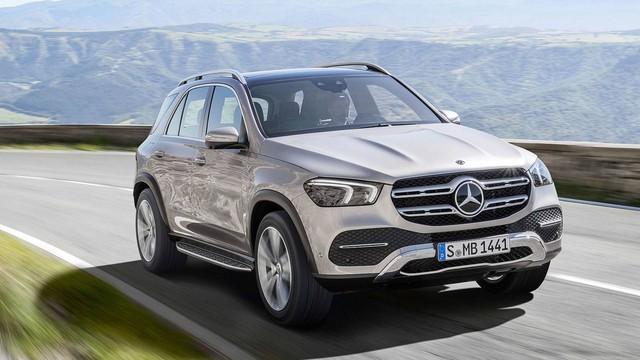 Ra mắt Mercedes-Benz GLE 2019: Thiết kế mượt mà, công nghệ vượt trội - Ảnh 4.